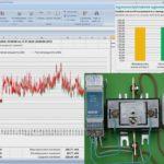 Графики электрических нагрузок МЭ110 Lectus