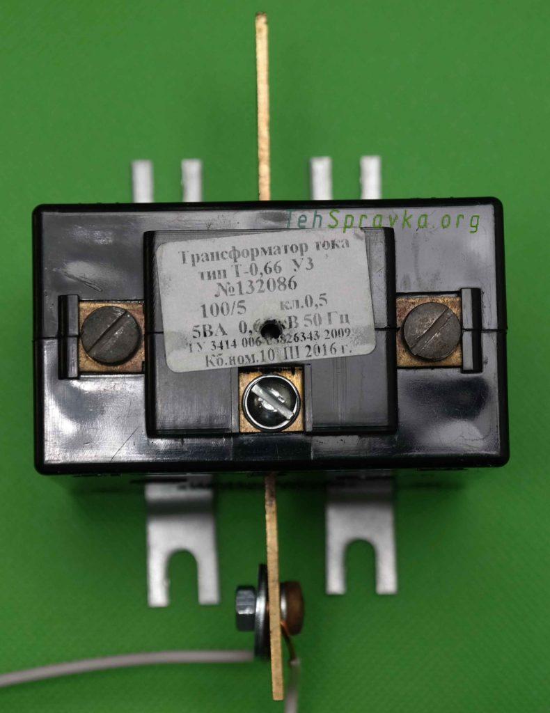 Трансформатор тока 100_5